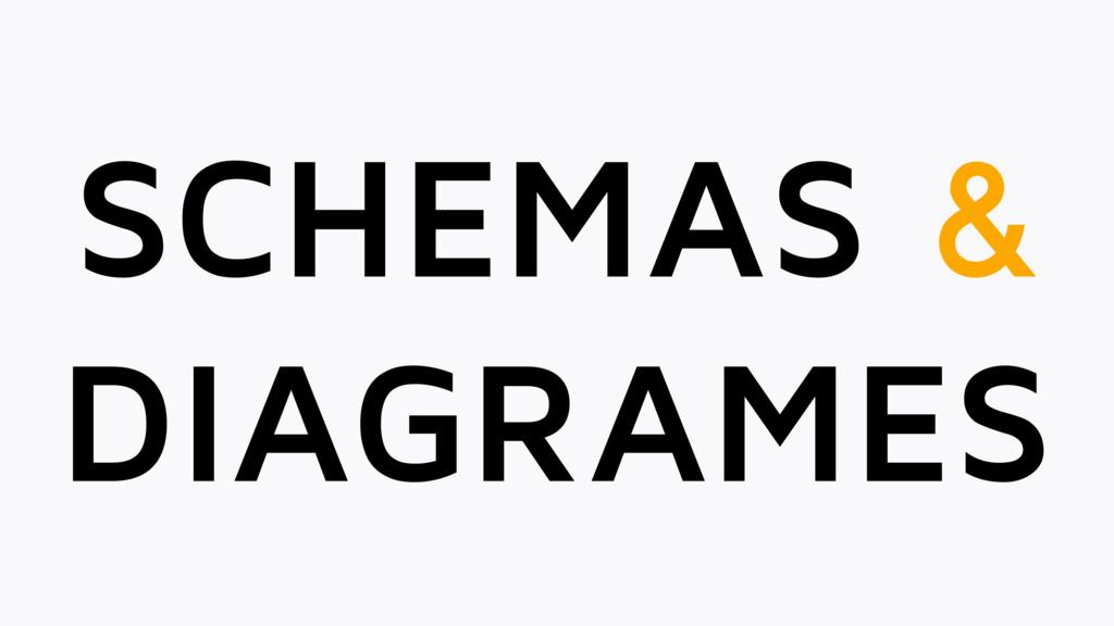 SCHEMAS & DIAGRAMES