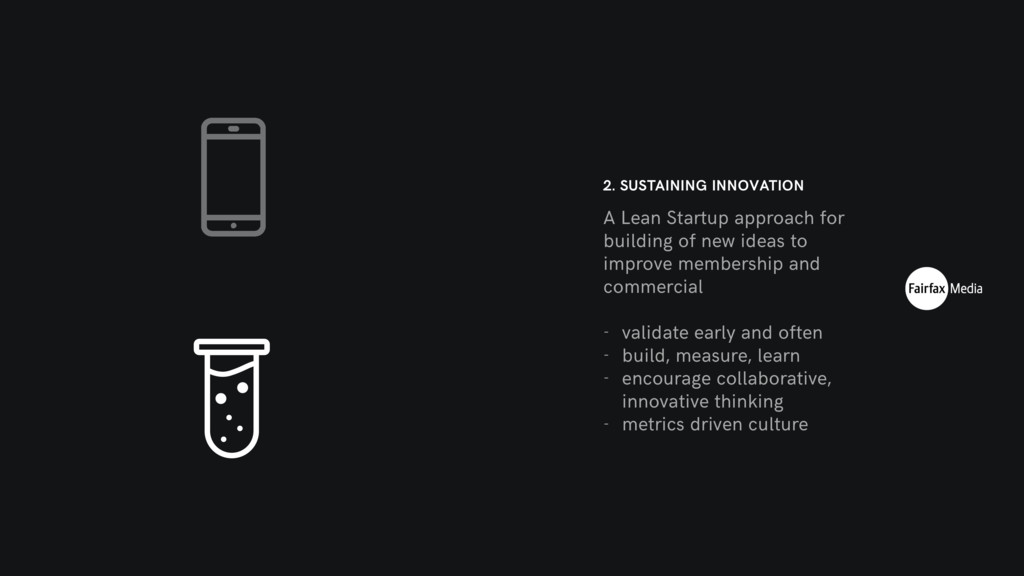 2. SUSTAINING INNOVATION A Lean Startup approac...