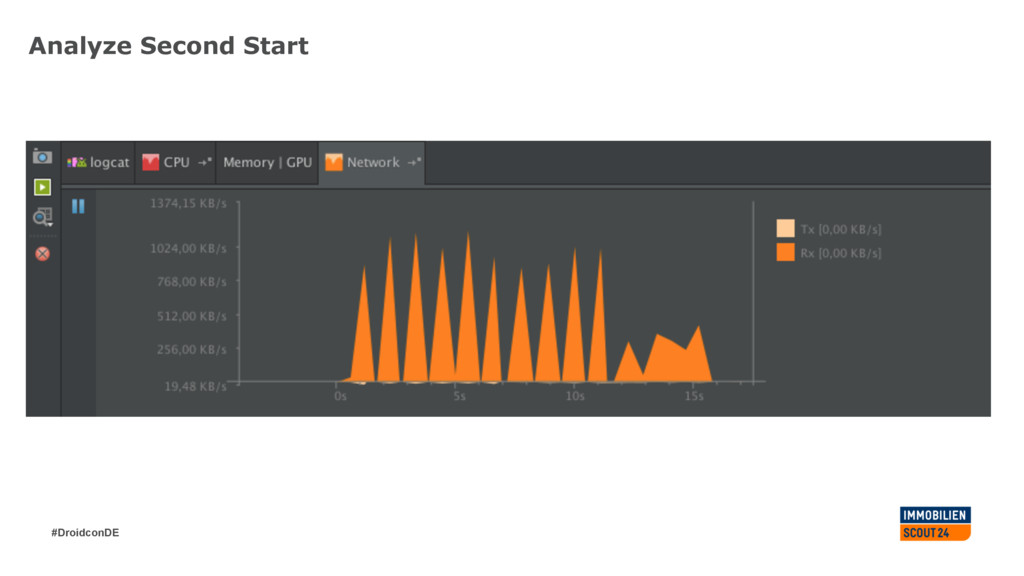 #DroidconDE Analyze Second Start
