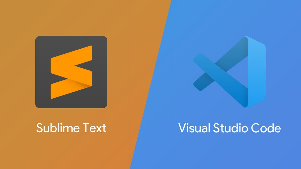 Sublime Text Visual Studio Code