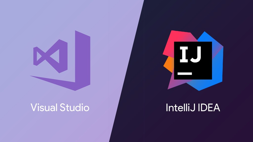 Visual Studio IntelliJ IDEA