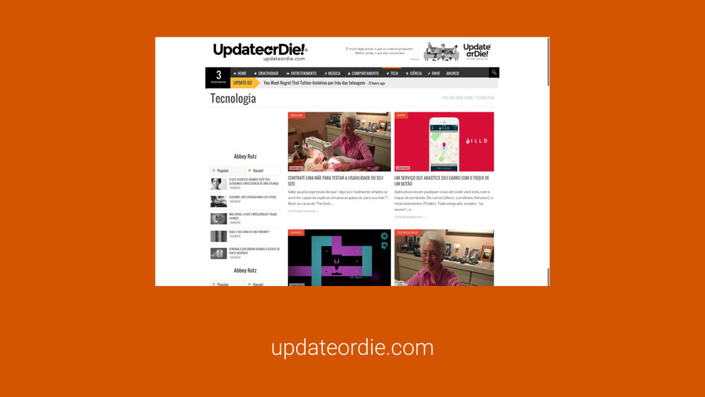 updateordie.com