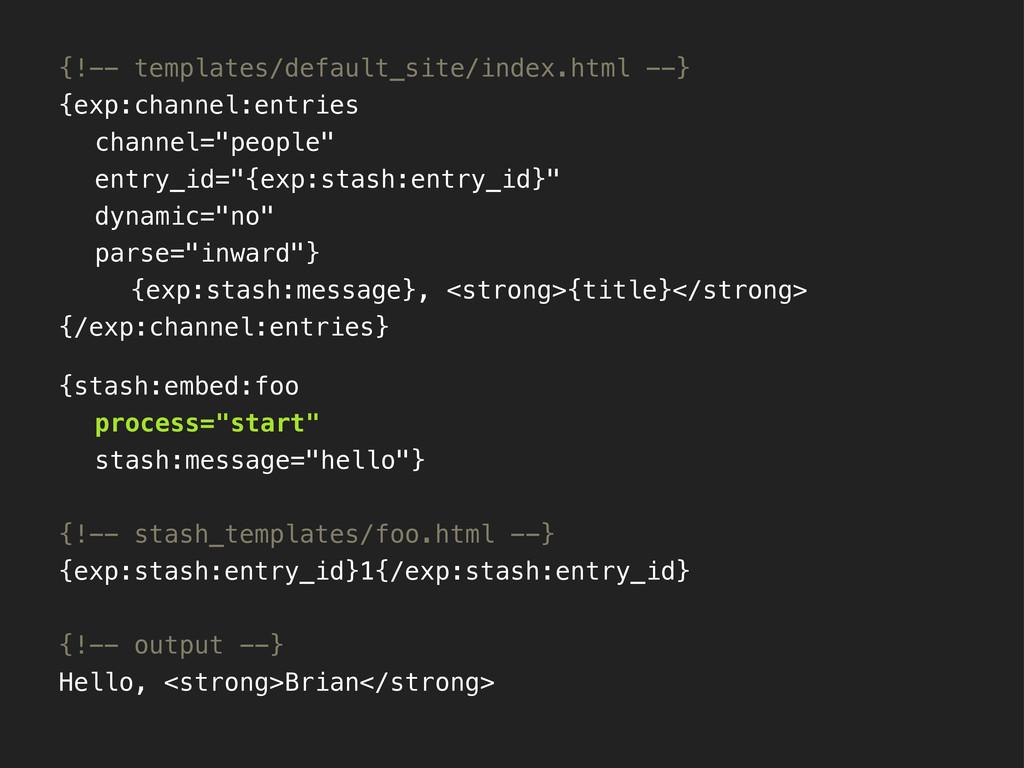 {!-- templates/default_site/index.html --} {exp...