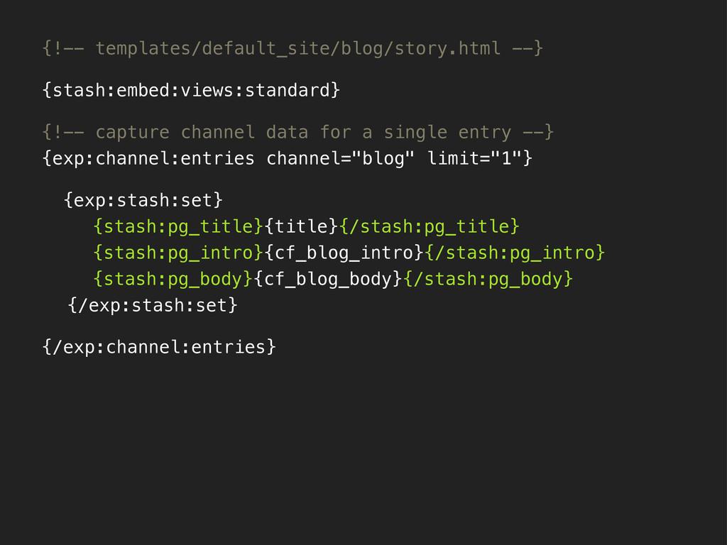 {!-- templates/default_site/blog/story.html --}...