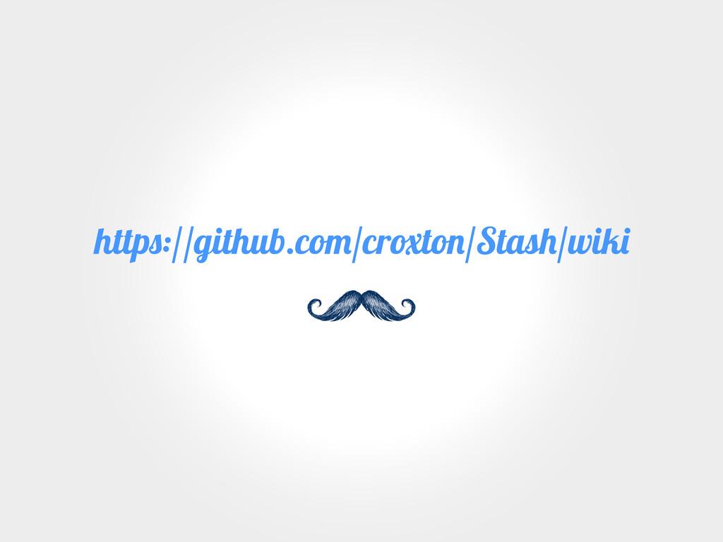 http ://github.co /cr to /Stas /wik