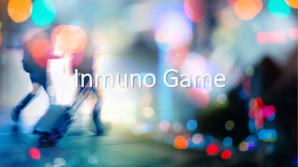 Inmuno Game