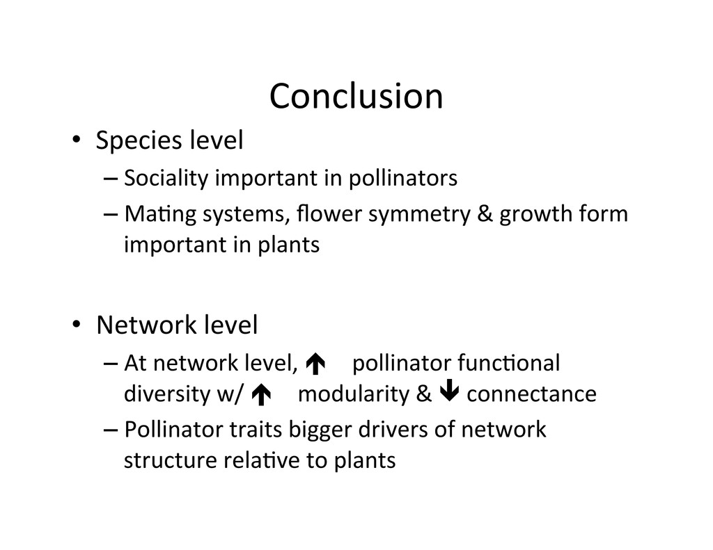 Conclusion	