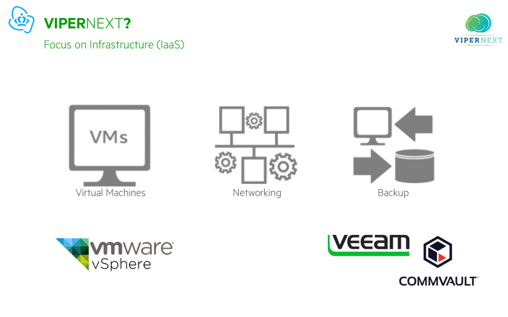 Virtual Machines Networking Backup VIPERNEXT? F...
