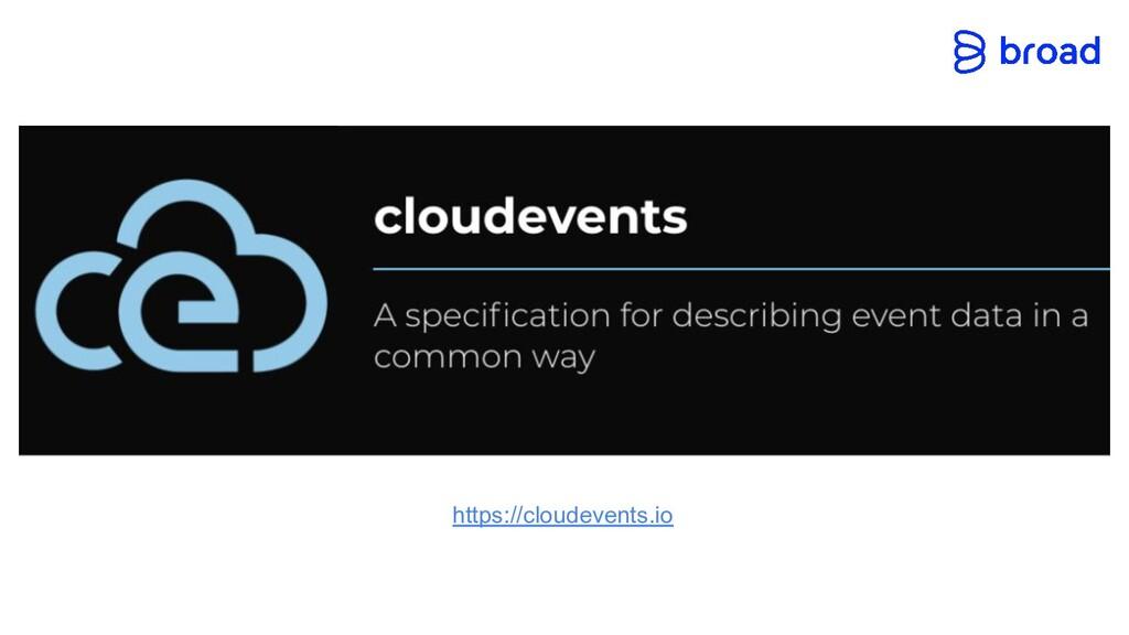 https://cloudevents.io