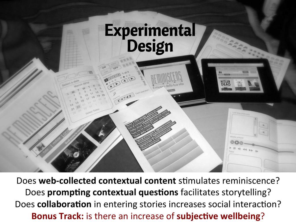 Does web-‐collected contextual conten...