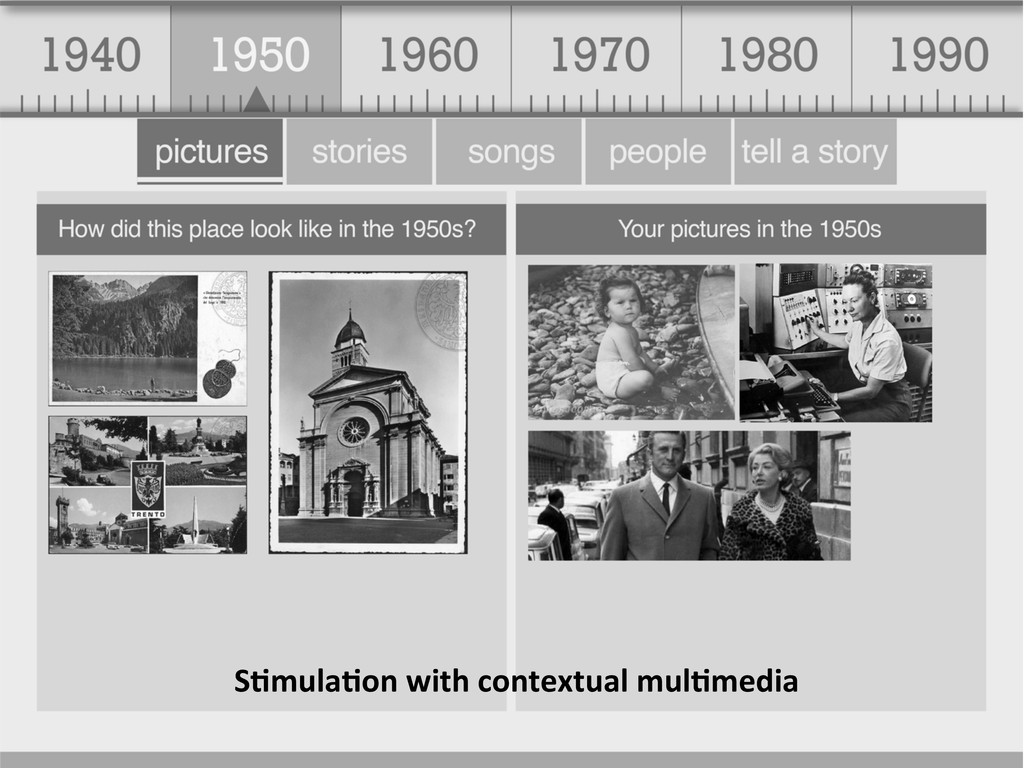 """S""""mula""""on with contextual mul""""media"""