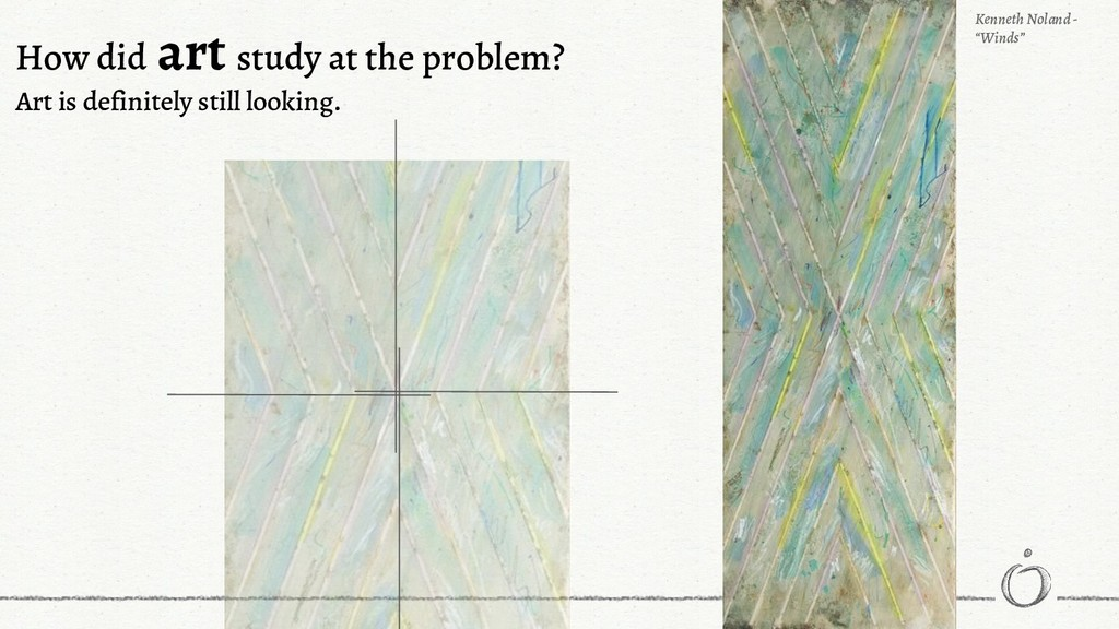 How did art study at the problem? Art is defini...