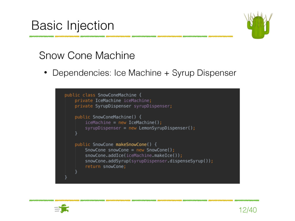 Snow Cone Machine • Dependencies: Ice Machine +...