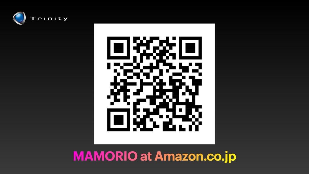 MAMORIO at Amazon.co.jp