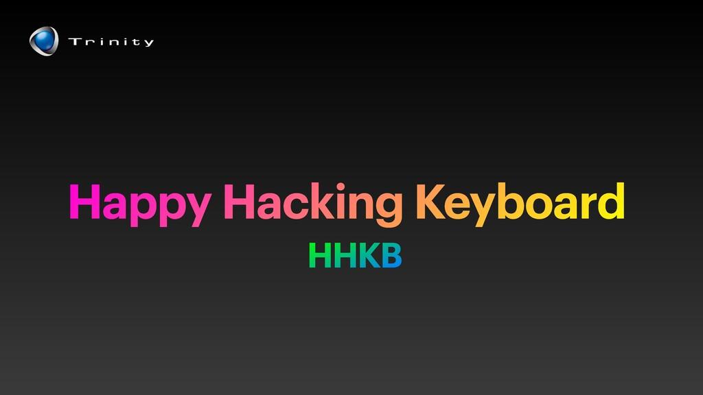 HHKB Happy Hacking Keyboard