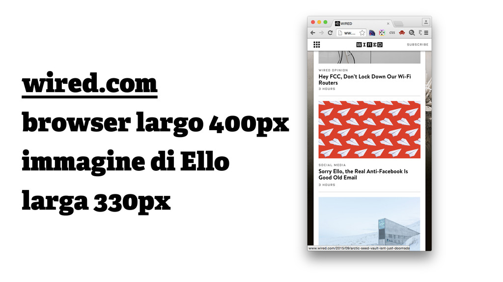 wired.com browser largo 400px immagine di Ello ...