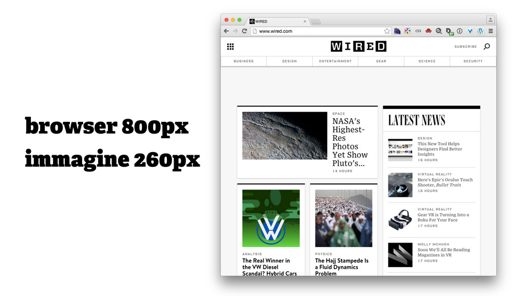 browser 800px immagine 260px