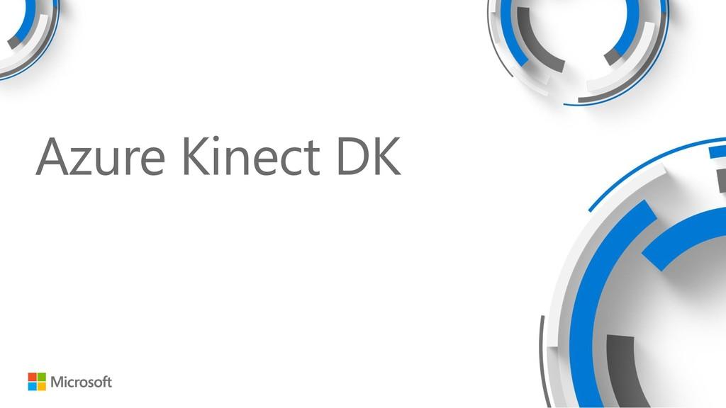 Azure Kinect DK