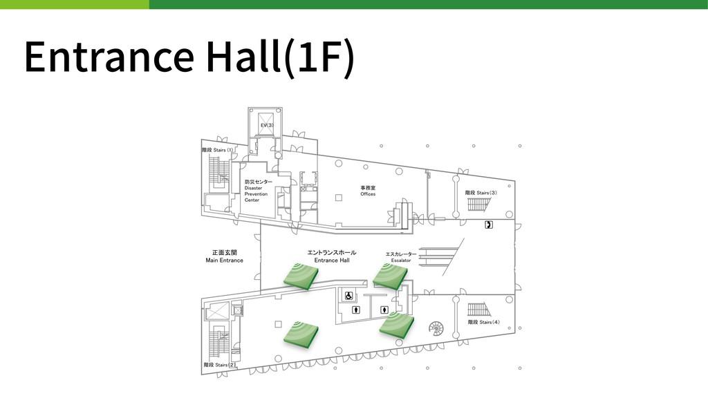 Entrance Hall( F)
