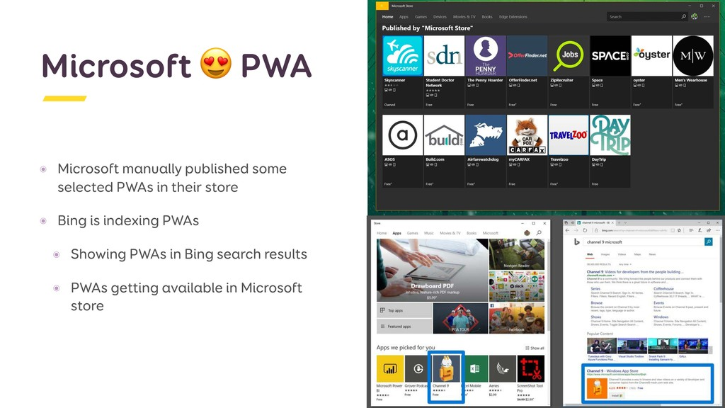 ๏ Microsoft manually published some selected PW...