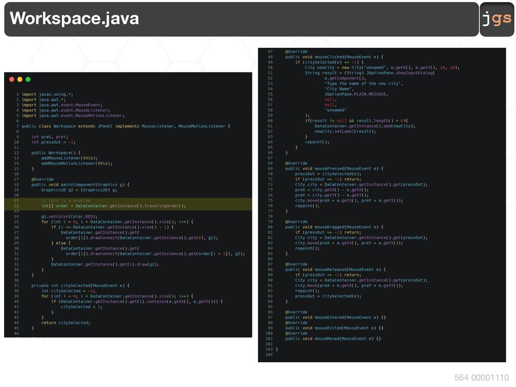 jgs 564 00001110 Companion import javax.swing.J...