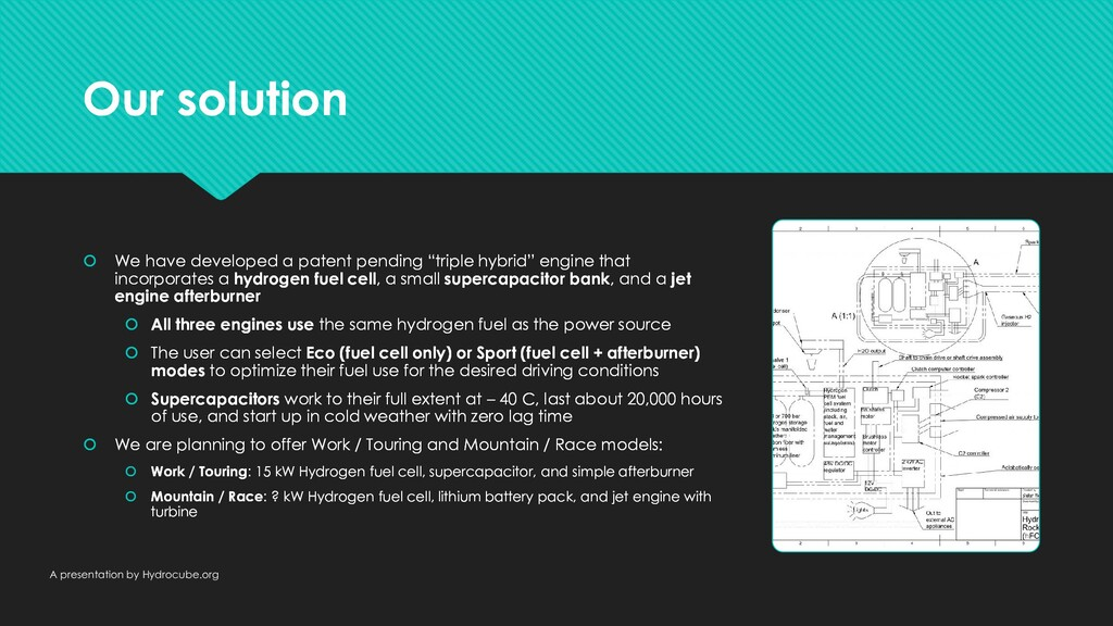 Our solution Our solution  We have developed a...