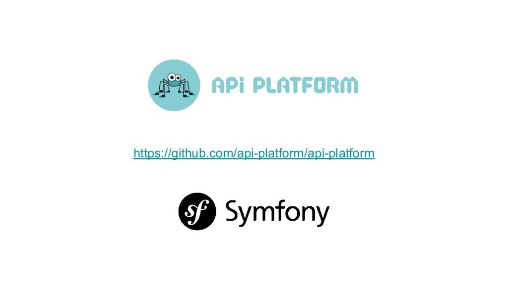 https://github.com/api-platform/api-platform