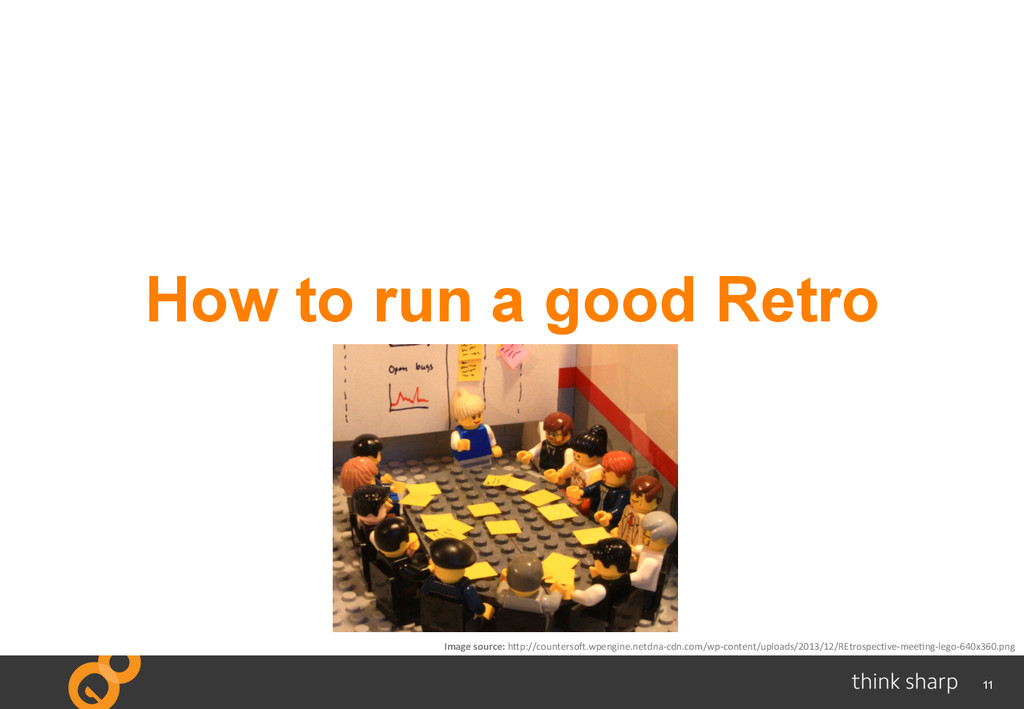 11 How to run a good Retro Image	