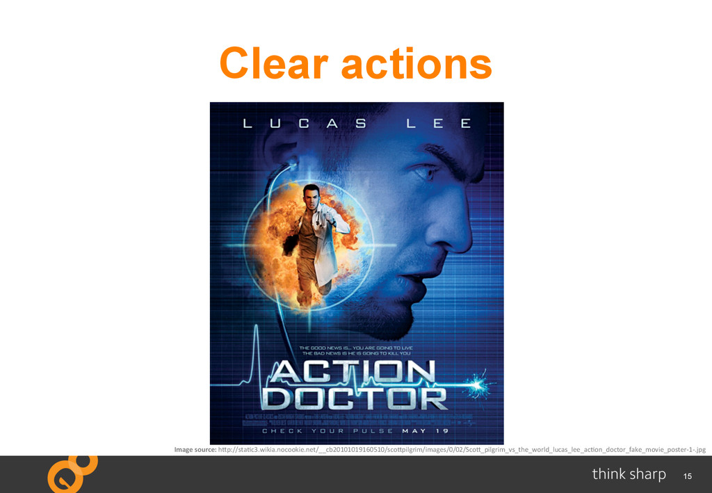 15 Clear actions Image	