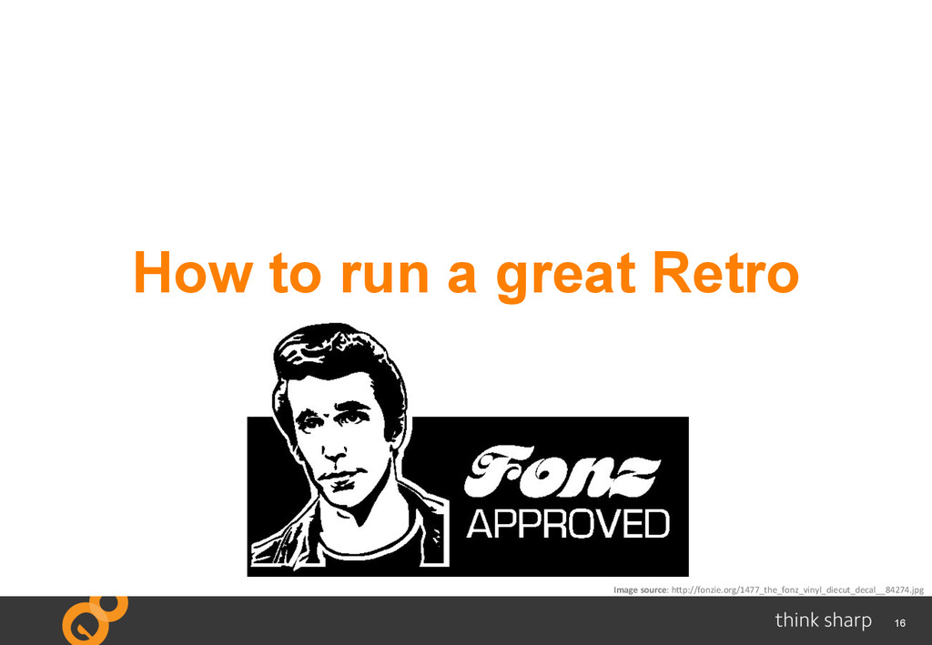 16 How to run a great Retro Image source: ...