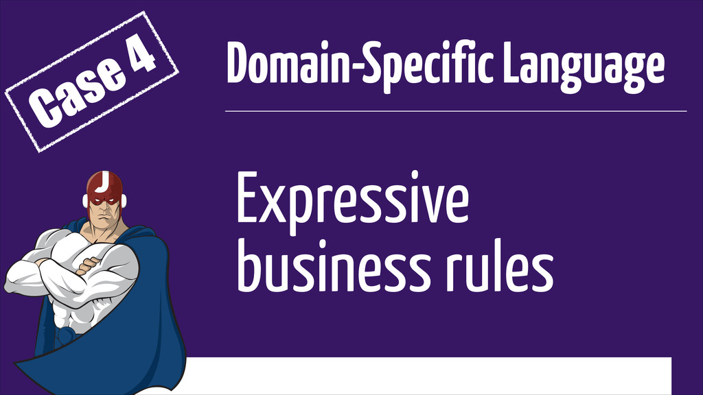 Expressive business rules Domain-Specific Langu...