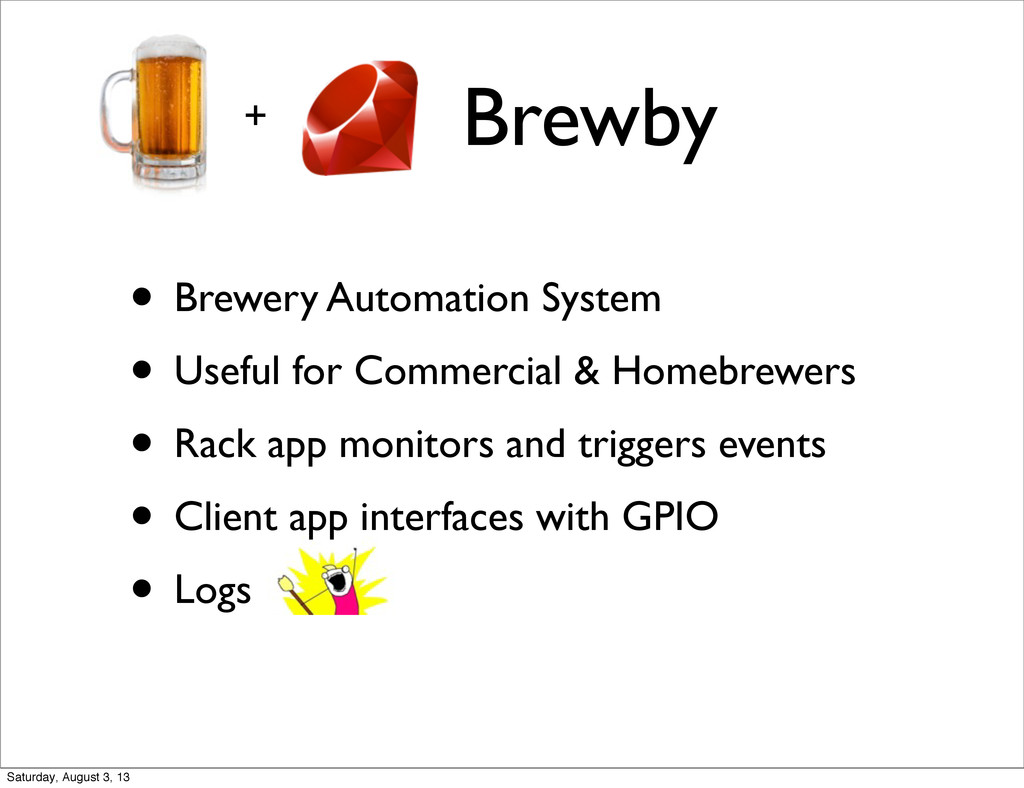 Brewby + • Brewery Automation System • Useful f...