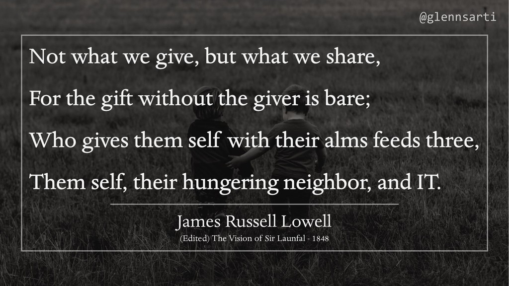 James Russell Lowell (Edited) The Vision of Sir...