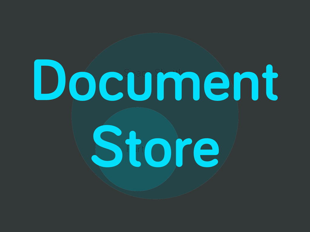 Space Shuttle Parts Document Store