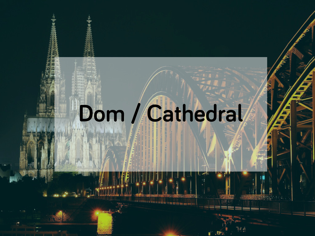 Dom / Cathedral