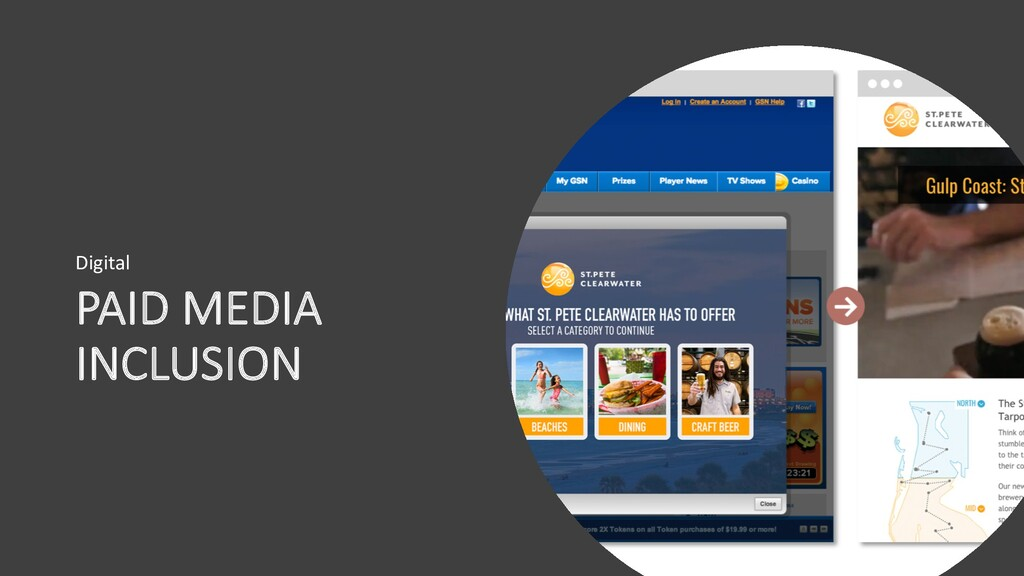 PAID MEDIA INCLUSION Digital