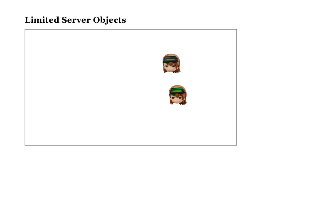Limited Server Objects