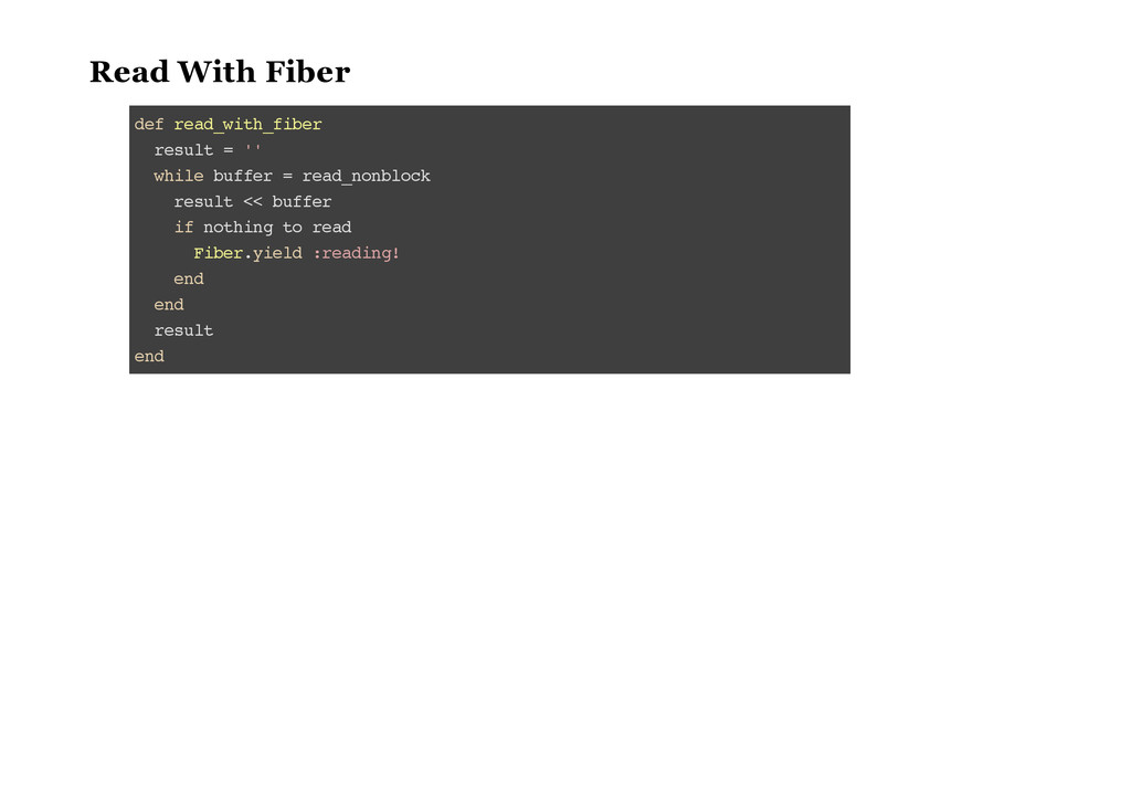 Read With Fiber d e f r e a d _ w i t h _ f i b...