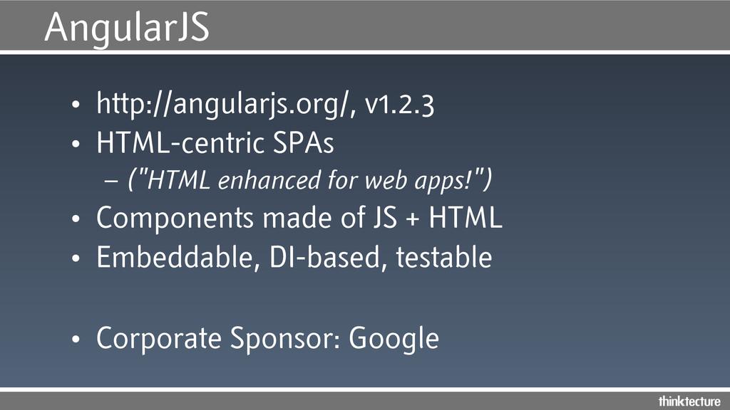 AngularJS • http://angularjs.org/, v1.2.3 • H...