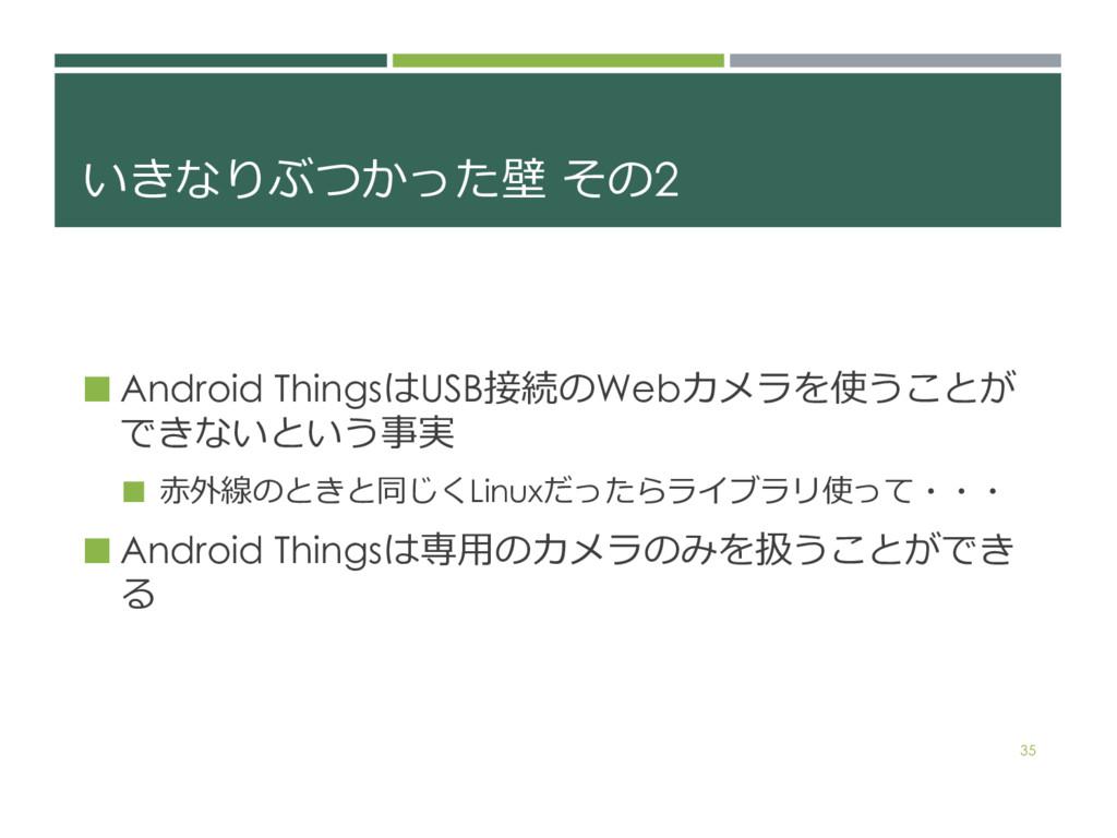 -  2 ¢ Android ThingsUSB*&Web'...