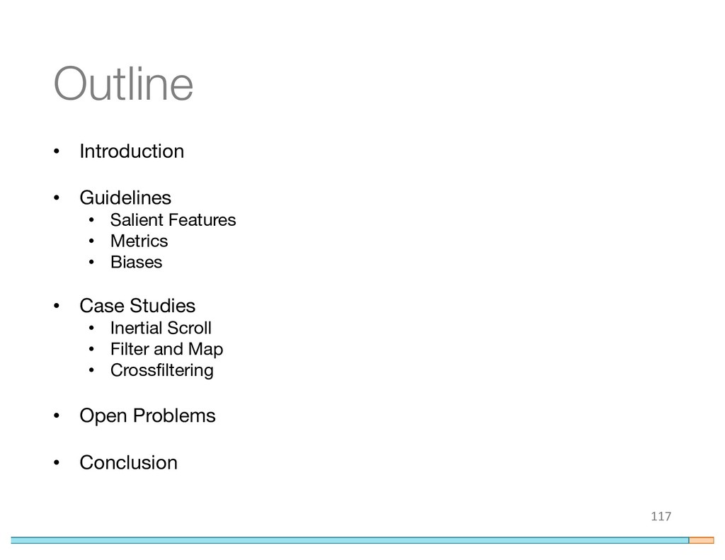 Outline • Introduction • Guidelines • Salient F...
