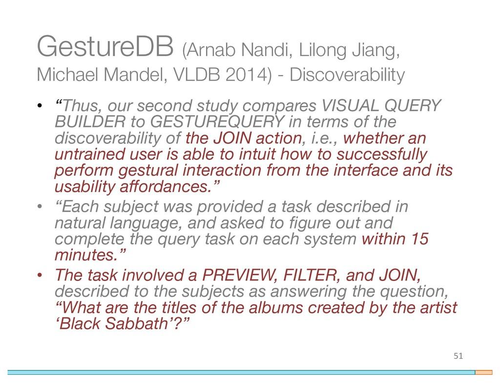 GestureDB (Arnab Nandi, Lilong Jiang, Michael M...