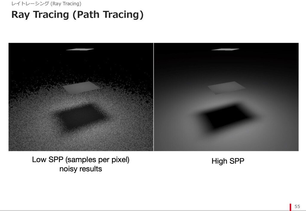 Ray Tracing (Path Tracing) 55 レイトレーシング (Ray Tra...
