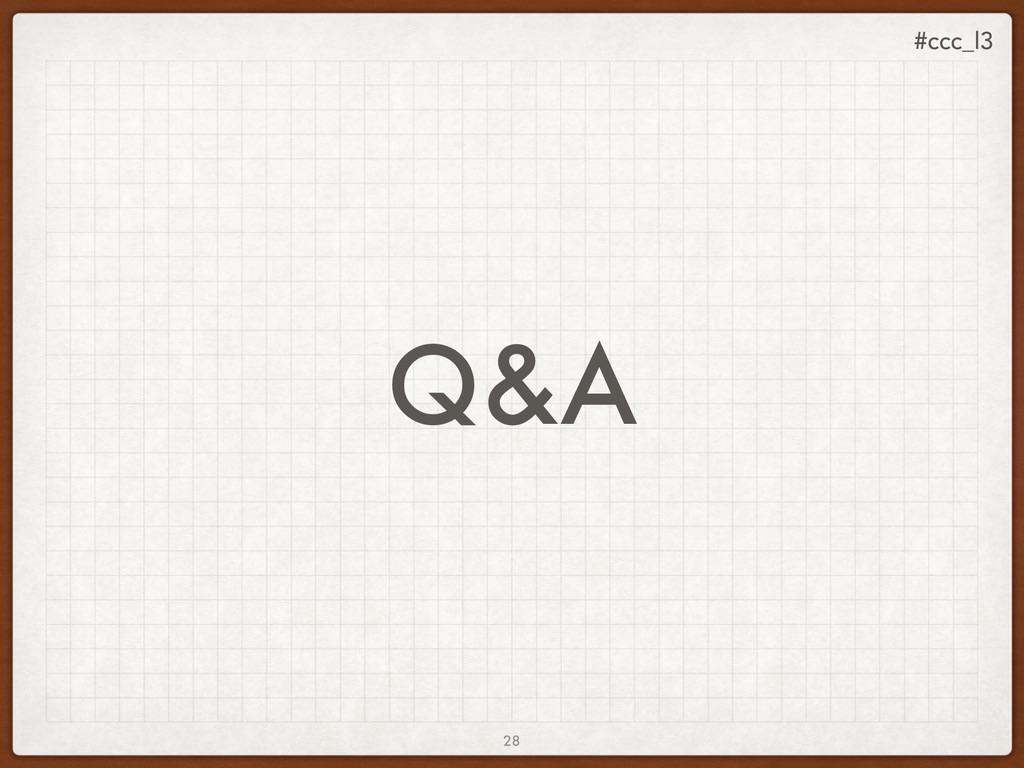 Q&A 28 #ccc_l3