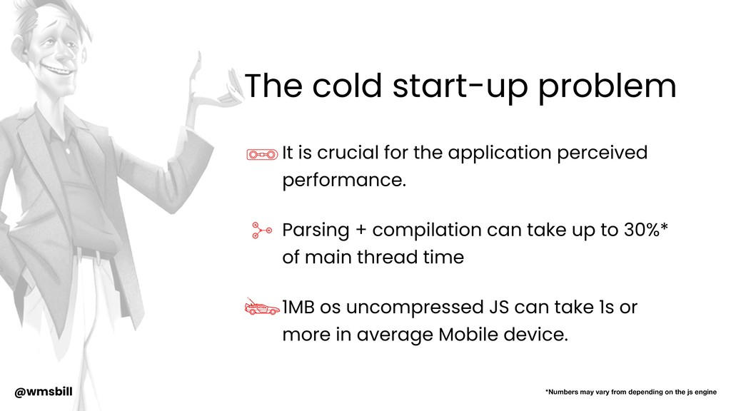 @wmsbill It is crucial for the application perc...
