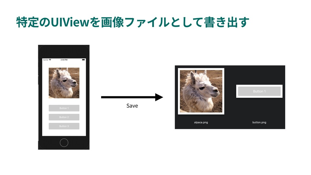 UIView Save