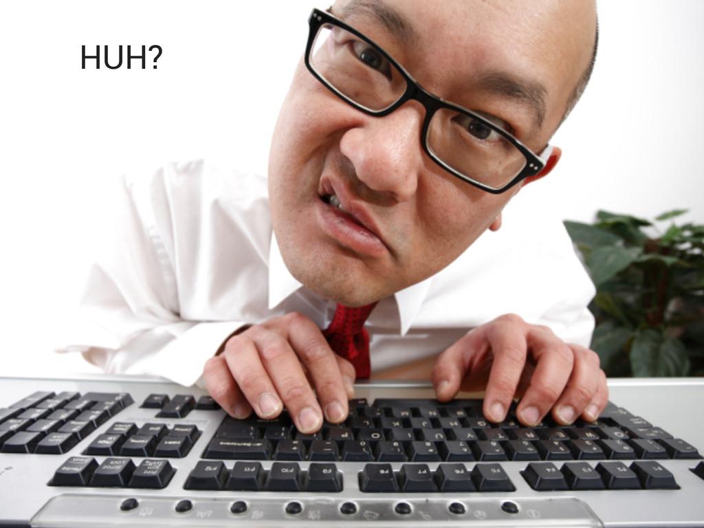 Text donnfelker.com // #phxmobi HUH?