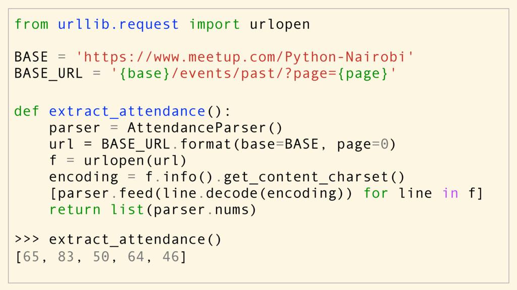 from urllib.request import urlopen BASE = 'http...