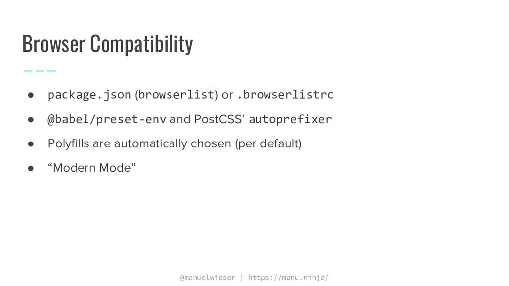 @manuelwieser | https://manu.ninja/ Browser Com...