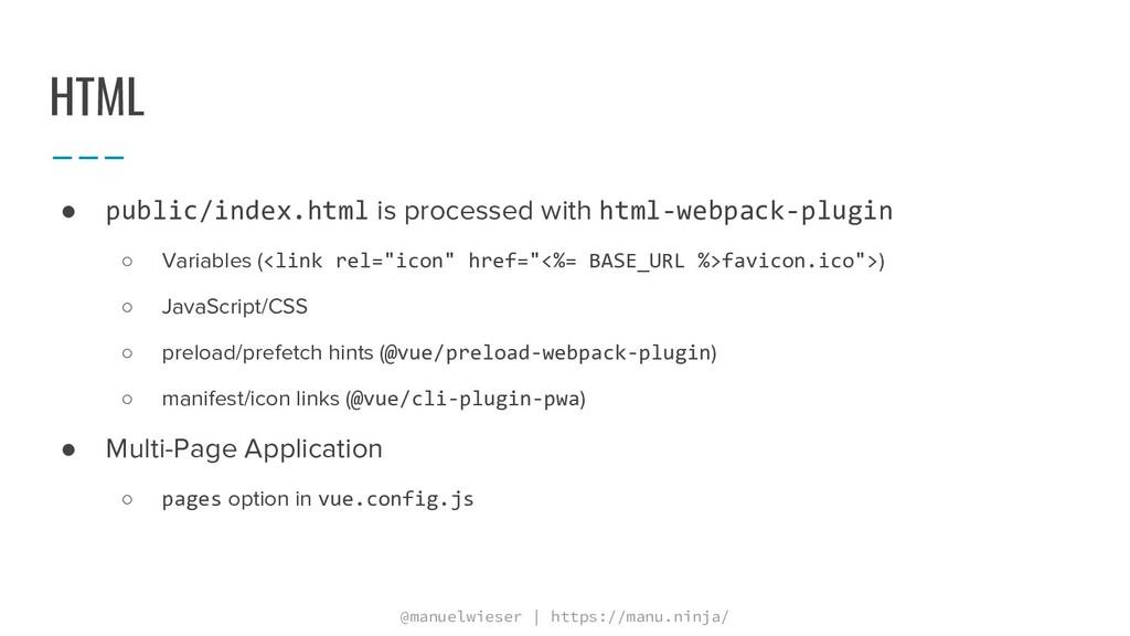 @manuelwieser | https://manu.ninja/ HTML ● publ...